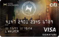 40,000 Bonus Points w/ Citi® Hilton HHonors™ Visa Signature® Card