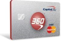 Capital One 360 - No Fees & No Minimums