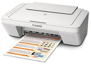 Canon PIXMA MG2520 Inkjet Photo All-in-One Printer