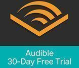 Amazon - 30 Day Free Audible Trial