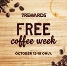 7 Eleven - Free Coffee Week w/ 7 Eleven App