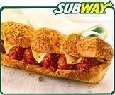 Subway - 6 Subs for $2 Each (Printable Coupon)