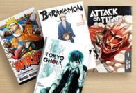 Barnes & Noble - 50% Off Select Manga Titles on Mondays