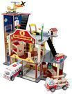 Kidkraft Deluxe Fire Station Rescue Play Set