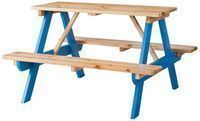 Room Essentials Kids Wood Patio Picnic Table