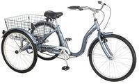 Schwinn 3 Wheeled 24 Retro Cruiser Bike