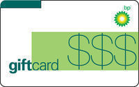 $100 BP Gas Gift Card