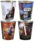 Star Wars Ep. 7 The Force Awakens Aluminum Buckets 4-Pc. Set