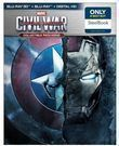 Captain America: Civil War 3D/Blu-ray Collectible Steelbook