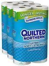 24-Ct Quilted Northern Ultra Soft & Strong Bath Tissue