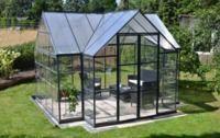 Palram Victory Orangery Garden Chalet Greenhouse