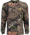 Mossy Oak Men's Long-Sleeved Camo Top