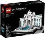 Lego Architecture Trevi Fountain Building Toy