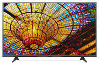 "55"" LG  4K Ultra HD Smart TV + $150 eGift Card (55UF6800)"
