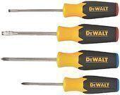 Dewalt DWHT62512 4pc Screwdriver Set