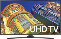 Samsung Un60ku6300 60 4K Ultra HD Smart TV + $300 Dell GC
