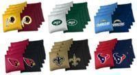 NFL XL Cornhole Bean Bag Set
