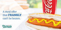 Sam's Club - Nathan's Hot Dog & Drink for $1 (In-Store)