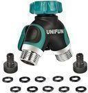 UNIFUN 2-Outlet Hose Splitter