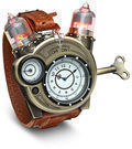 Steampunk Unisex Tesla Watch