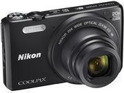 Nikon Coolpix S7000 16MP 1080p WiFi Camera Bundle (Refurb)