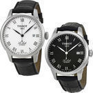 Tissot T-Classic Le Locle Leather Automatic Mens Watch