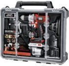Black and Decker Matrix 6 Tool Combo Kit w/ Case
