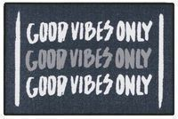 Good Vibes Only 20 x 30 Rug
