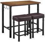 Billancourt 3 Piece Pub Table Set by Trent Austin Design