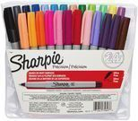 Sharpie Ultra-Fine-Point Permanent Markers, 24 Pack