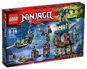 LEGO 1069-Piece Ninjago City of Stiix