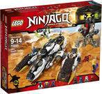 Lego Ninjago Ultra Stealth Raider, 70595