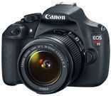 EOS Rebel T5 18-Megapixel Digital SLR Camera  (Refurb)