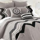 Kira Embellished 8 Piece Comforter Set