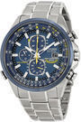 Citizen Men's Blue Angels Stainless Steel Watch AT8020-54L