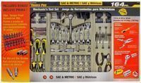 TradesPro 164-Piece Mechanics Tool Set
