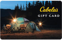 $100 Cabela's Gift Card for $85