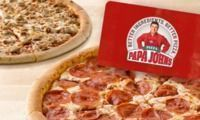 Two Free Large One-Topping Pizzas w/ $25 eGift Card