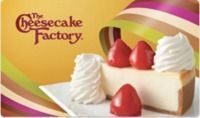 The Cheesecake Factory - Two Free Slices with Every $25 Gift Card