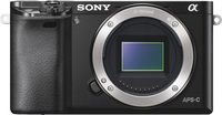 Sony Alpha A6000 Mirrorless Camera (Body Only) + Bag + 32GB