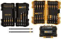 DeWalt 72-Piece MaxFit Screwdriving Bit Set