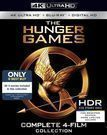 The Hunger Games Collection [4K Ultra HD/Blu-ray/Digital]