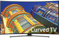Samsung Curved 65 4K Ultra HD LED Smart TV - UN65KU6500