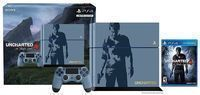 Sony PS4 Uncharted 4 Limited Edition Bundle