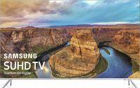 Samsung 55 4K Ultra Hd Smart TV Un55ks8000f + $500 Dell GC
