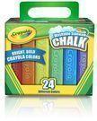 Crayola Sidewalk Chalk - 24-Pack