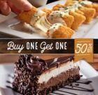 Olive Garden - Buy 1 Appetizer, Get 50% Off 1 Dessert