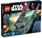Lego Star Wars - Kylo Ren's Command Shuttle (75104)