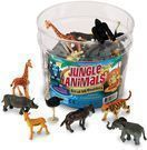 Learning Resources Jungle Animals 60-Pack