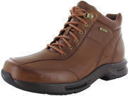 Rockport Mens Field Boots w/ Bike Toe